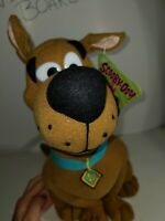 Scooby Doo Plush Toy Factory Sitting Mystery Shaggy Stuffed Animal Tags R1