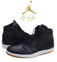 Jordan 1.5 mid Black Men's OG Size 11 768861-008 Basketball Athletic Shoes