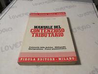 Manuale De Litigios Tributario Pardesi Editorial Milano 1988