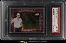 2014 Exquisite Collection Dimensions Rory McIlroy ROOKIE RC AUTO PSA 8 NM-MT