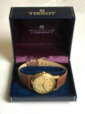 Tissot & Fils Visodate watch montre vintage, hand winding, 70' cal.27B-621 runs