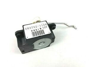 2008 - 2014 Subaru Impreza Heater Air Flap Actuator Servo Motor 503752-1120