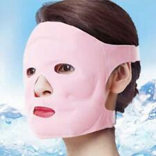 AMINCISSANT fin visage femmes rose Face-lift MASQUE MASSAGE Machine de NEUF
