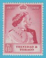 TRINIDAD & TOBAGO 65 MINT HINGED OG *  NO FAULTS EXTRA FINE !