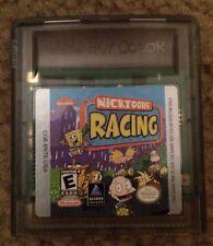 Nicktoons Racing (Nintendo Game Boy Color, 2000)