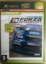 FORZA MOTORSPORT (XBOX CLASSICS, 2005) **ORIGINAL XBOX GAME BRAND NEW & SEALED**