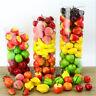 Plastic Simulation Mini Fake Fruit Decor Model Props House Party Supplies