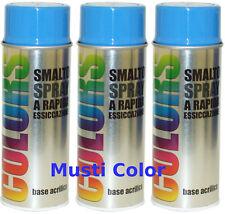 Sprühfarbe Lackspray Dupli Color Felgenspray Farbspray Farbe Himmelblau RAL5015