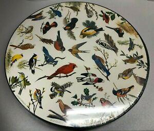 Vintage Springbok Circular Puzzle SONG BIRDS Don R. Eckelberry 1965. Never used.