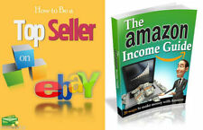How To Become a Top Seller on eBay and Amazon Income Guide (ebooks/PDF) + Bonus