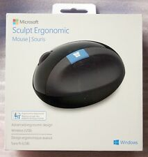 MICROSOFT SCULPT ERGONOMIC BLUETRACK WIRELESS USB MOUSE - L6V-00002