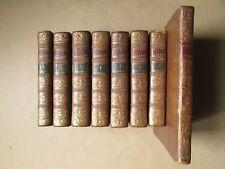 VOYAGE D'ANARCHASIS EN GRECE, 1789. 7 vol. + ATLAS, ex. de Joséphine Beauharnais