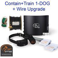 SportDOG In Ground Fence SDF-CT Contain N' Train HD 1000ft. 18GWW 425 Trainer