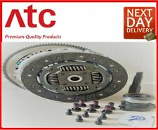 OPEL MERIVA CLUTCH KIT AND FLYWHEEL 1.3 CDTI 2003 to 2010 X03 E75 Z13DTJ INC CSC