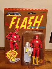 DC Comics Super Heroes Flash Turbo Platform Toy Biz MOC