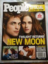 New Moon TWILIGHT PEOPLE Special Edition Bella Edward Jacob 2009