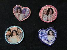 Disney Violetta and Friends Disneyland Pins