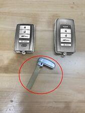 Acura Smart Key Insert New Uncut Fob Remote Blade