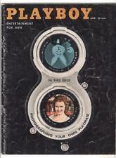 Playboy Volume 5 #6  September 1958
