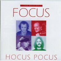 Focus - Hocus Pocus: Best of [New CD] Rmst, Holland - Import