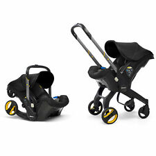 Doona+ Group 0+ Infant Car Seat Nitro Black