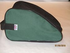 HEAVY DUTY FOREST SHOE BAG WALKING , HIKING, SPORTS, BOOTS, SHOES   Made in UK