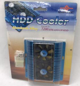 Vantec HDD Cooler Aluminum Alloy P/N: HDC-502A