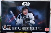 Star Wars Han Solo 1:12 Bandai 225743 neu 2018