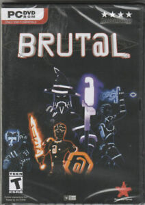 Rising Star Games Brutal (PC Games) Free Shipping!!!