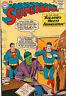 Superman #143 - Bizarro! Frankenstein! - (Grade 4.0) 1961