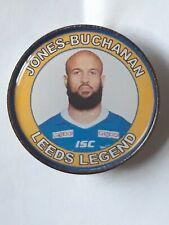 Jamie Jones-Buchanan Leeds Rhinos Legend Badge