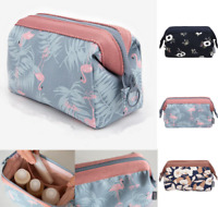Cosmetic Makeup Wash Beauty Organizer Pouch Toiletry Case Storage Bag Travel