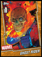 TOPPS COLLECT MARVEL 2019 BASE TIER 6 WEEK 1 - GHOST RIDER DIGITAL CARD
