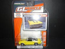 Greenlight Chevrolet Yenko Copo Chevelle 1969 Yellow 1/64 13140