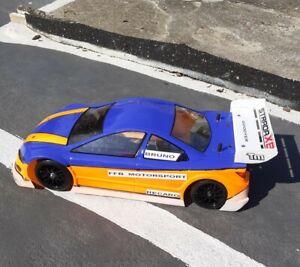 rc auto 1/10 4WD HPI