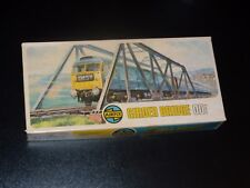 MAQUETTE - TRAIN - GIRDER BRIDGE -  AIRFIX - 00 - HO - MODEL KIT- COMPLETE