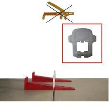 Tirante tiranti 1 mm cf. 250 pz distanziatori livellanti USO MANUALE - NO PINZA