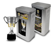 RICHMOND TIGERS 2017 PREMIERS TROPHY IN COLLECTORS TIN - DUSTY - COTCHIN - RANCE
