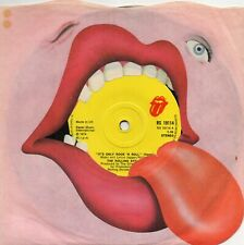 "The Rolling Stones - It's Only Rock 'N' Roll  (7"" Single 1974) EX"