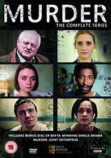 Murder - Complete [DVD][Region 2]