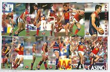 1995 Select Series 1 FITZROY Team Set (15 Cards) ^^^