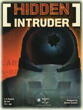 New HIDDEN INTRUDER Alien Sci-FI board game
