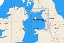 - MAP NT + M-EW-C022 C local C-tarjeta de gráficos Mar de Irlanda