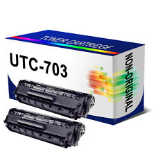 2 x Toner Cartridge For LBP-2900i LBP-2900 LBP-3000 LBP-2900B Replace Canon 703