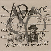 The Great Chicken Soup Caper [EP] * by Yidcore (CD, ...