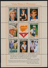 Cambodia 1685 MNH Princess Diana in Memoriam