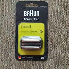 Braun series 3 shaver head
