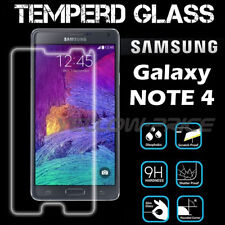 Film de protection écran Samsung Galaxy Note 4 - Haute Qualité