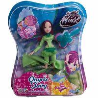 Winx Club Onyrix Fairy TECNA Doll 28cm Rainbow New In Box