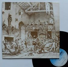 "LP Jethro Tull   ""Minstrel in the gallery"""